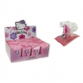Dialfa HELLO KITTY- Lot de 3 sachets de 15 lingettes.